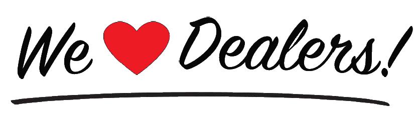 We Love Dealers